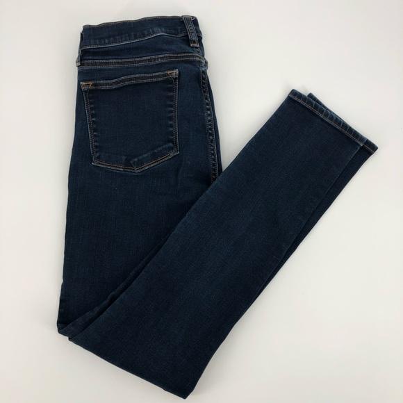 J. Crew Skinny Stretch Ankle Jeans